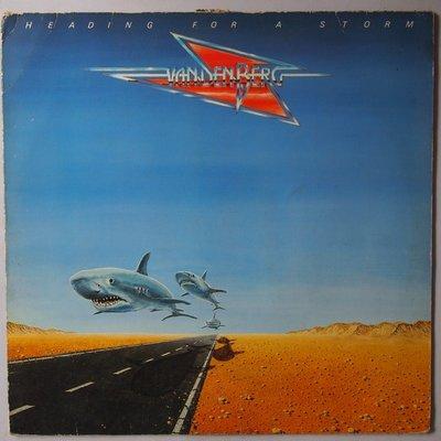 Vandenberg - Heading for a storm - LP