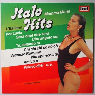 Various - Italo Hits - LP