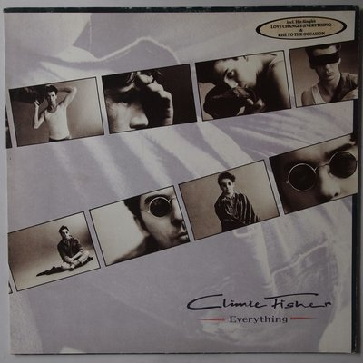 Climie Fisher - Everything - LP