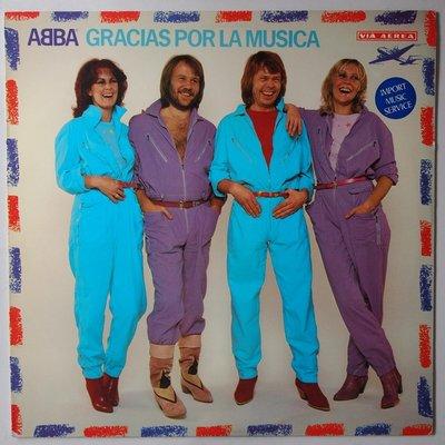 Abba - Gracias por la musica - LP