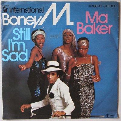Boney M - Ma Baker - Single