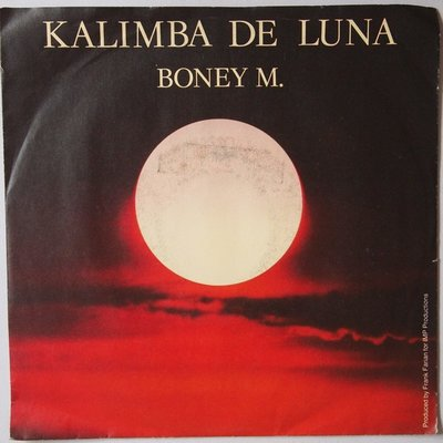 Boney M - Kalimba de luna - Single
