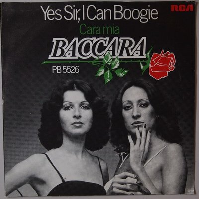 Baccara - Yes sir, I can boogie - Single