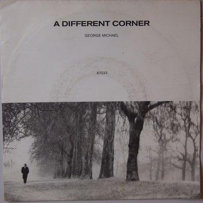 George Michael - A different corner - Single