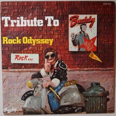 Rock Odessey - Tribute to Buddy - Single