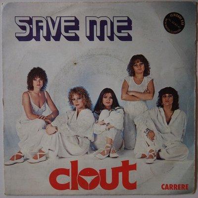 Clout - Save me - Single