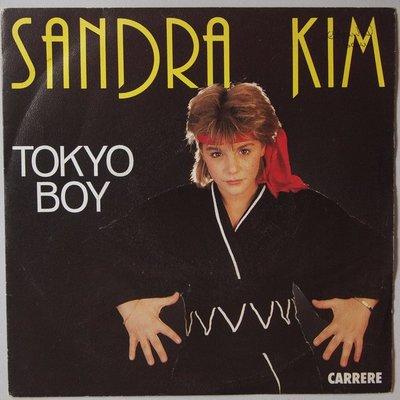 Sandra Kim - Tokyo boy - Single