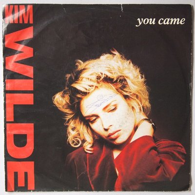 Kim Wilde - You came - Single