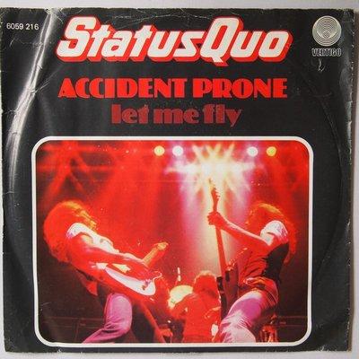 Status Quo - Accident prone - Single