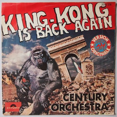 Century Orchestra - King Kong is back again - Single