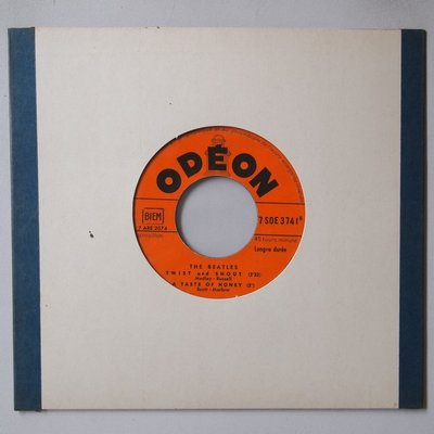 Beatles, The - She loves you / Do you want to know a secret / Twist and shout / A taste of honey - Single