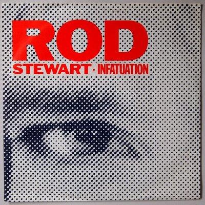 Rod Stewart - Infatuation - Single