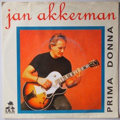 Jan Akkerman - Prima Donna - Single