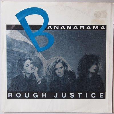 Bananarama - Rough justice - Single