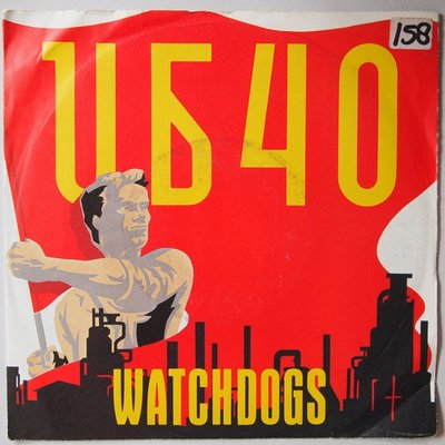 UB40 - Watchdogs - Single