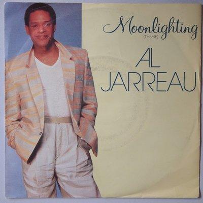 Al Jarreau - Moonlighting - Single