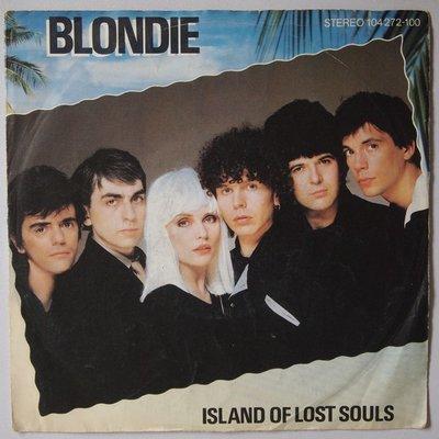 Blondie - Island of lost souls - Single