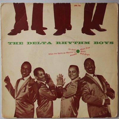 Delta Rhythm Boys - Delta Rhythm Boys - Single