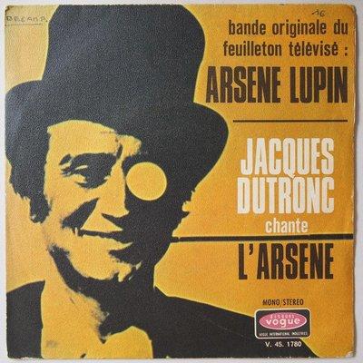Jaques Dutronc - L'arsene - Single