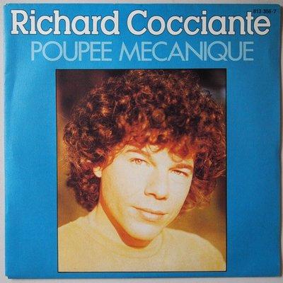 Riccardo Cocciante - Poupee mecanique - Single