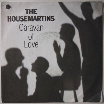 Housemartins - Caravan of love - Single