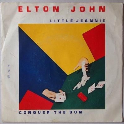 Elton John - Little Jeannie - Single