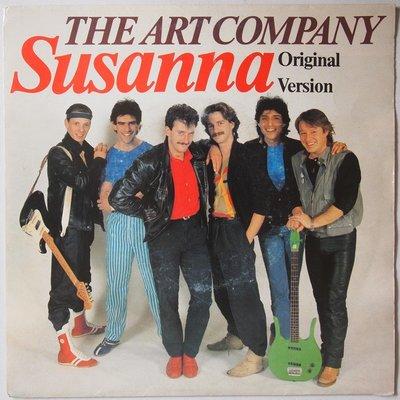 Art Company, The - Susanna - Single