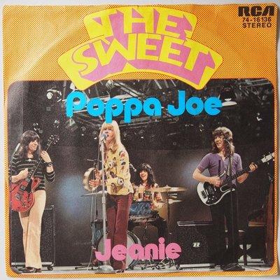 Sweet, The - Poppa Joe - Single