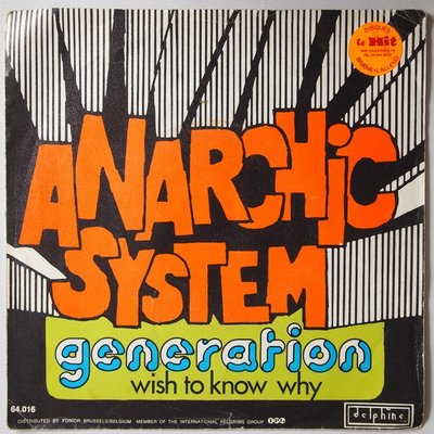 Anarchic System - Generation - Single