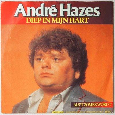 André Hazes - Diep in mijn hart - Single